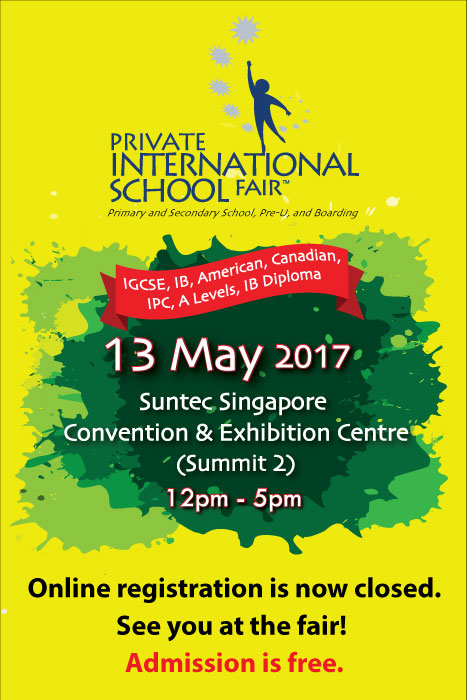 PISF Singapore 2017