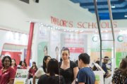 Australian International School Malaysia booth