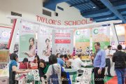 Taylor's Schools booth