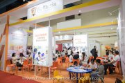 Rafflesia International School booth