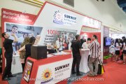 Sunway International School booth