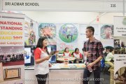 Sri Acmar School booth