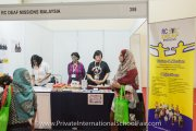 RC Deaf Missions Malaysia booth