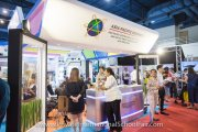 Asia Pacific Schools booth