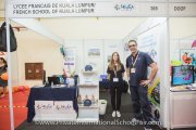 The French School of Kuala Lumpur booth