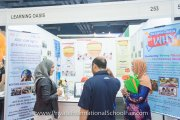 Learning Oasis booth