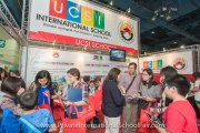 UCSI Schools booth