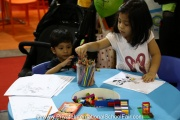 Colouring activities for kids