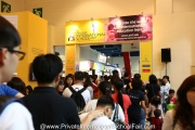 The sea of visitors at the PISF July 2015