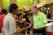 Parents finding out more about education at Westlake International School