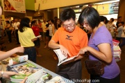 The Education Destination Malaysia guidebook makes it easy for parents to search for a school