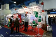The Straits International School booth