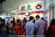 The UCSI Private & International Schools booth