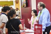 Parents finding out what Cardiff Sixth Form College, UK has to offer