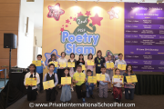 Category A participants of the 2nd PISF Poetry Slam 2019!