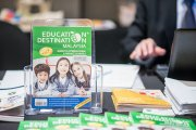 The Education Destination Malaysia guidebook was up for grabs at IPSEF