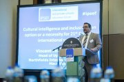 Vincent Thierry Adam of Northfields International School, Mauritius speaks on cultural intelligence and inclusivity