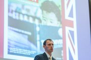 Paul Rennie from the British High Commission