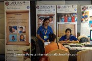 The Labuan International School table