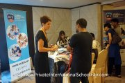 Parents getting to know what Kinabalu International School has to offer