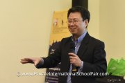 Dr Goh Chee Leong advises parents on how to find the right school for their children