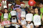 Little chefs during the JM Nutrition activity