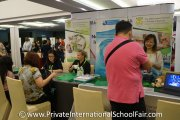 Parents finding out what The International School of Penang (Uplands) has to offer