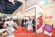 Visitors finding out what Kolej Tuanku Ja'afar has to offer