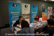 Parents finding out what Kolej Yayasan UEM has to offer