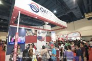 Visitors finding out what Oasis International School - Kuala Lumpur has to offer