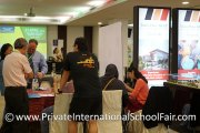 The Tunku Putra-HELP International School table