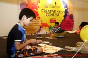 Artists in the making - The 1st PISF Creative Kids Contest
