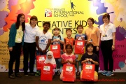 Winners of the 1st ever PISF Creative Kids Contest!
