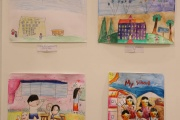 Artwork done by Category B participants