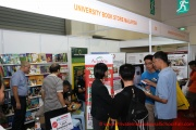 The University Book Store booth