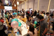 The crowd at PISF Johor 2014