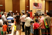 The crowd at our 3rd PISF Penang