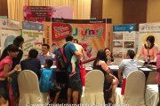 The Fairview International School booth
