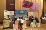 The UCSI International School - Springhill booth
