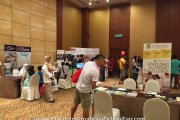 A parent glances over to find out what the The International School of Penang (Uplands) has to offer