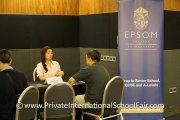 The Epsom College Malaysia table
