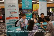 KTC Accountant Institute representatives engaging with visitors