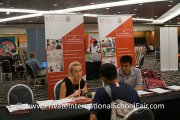 A student finding out about an education at Kolej Tuanku Ja'afar