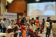 The crowd at the PISF Johor 2015