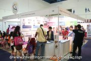 The Regent International School booth