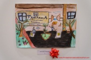 Winning artwork done by a 10 year old participant from Category C