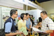 Visitors wanting to know more about Sayfol International School