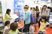 The crowd at PlayFACTO Kiz Education's booth