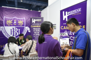 Visitors expressing interest in Honsbridge International School