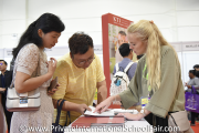 Visitors expressing interest in Kolej Tuanku Ja'afar